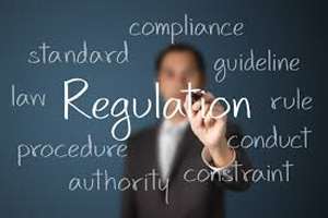 Regulations & Authority